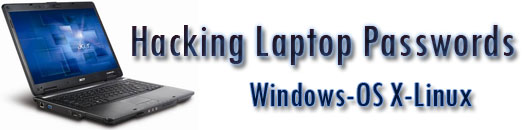 hacking laptop
