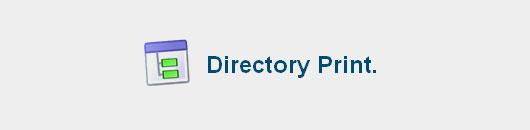 directoryprint